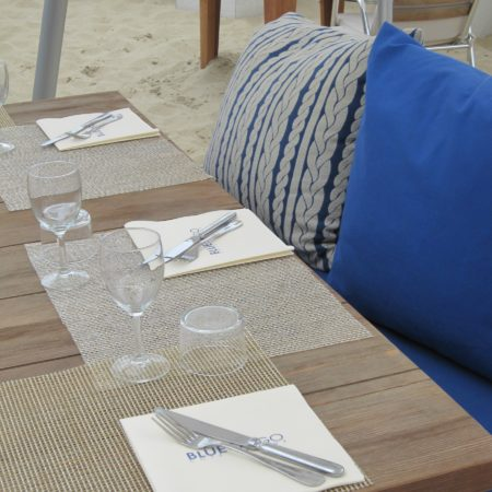 LEEM WONEN Beach Club Blue Cargo furniture