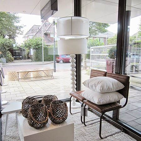Shoppen en hotspots for Melchior interieur