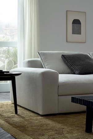 LEEM Wonen Poliform bank sofa