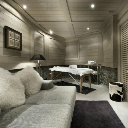 LEEM Wonen wintersport Val d'Isère White Pearl massage