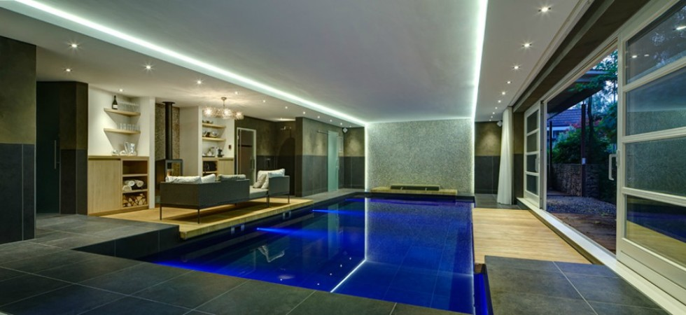 LEEM Wonen wellness projecten Stephen Versteegh blue pool
