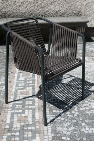 LEEM Wonen outdoor trends Fischer Möbel dining chair
