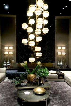 LEEM WONEN Fiera Milano Frigerio lighting