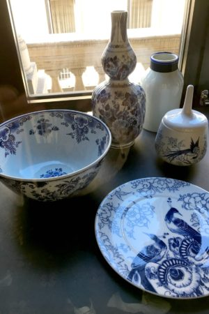LEEM WONEN Salone del Mobile Masterly Royal Delft