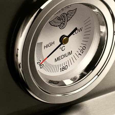 LEEM WONEN Interview Bertazzoni Top Line thermometer