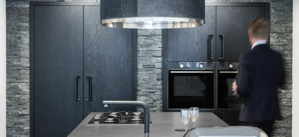 LEEM WONEN Wave I Fashion.ForKitchen Model 2610 leer