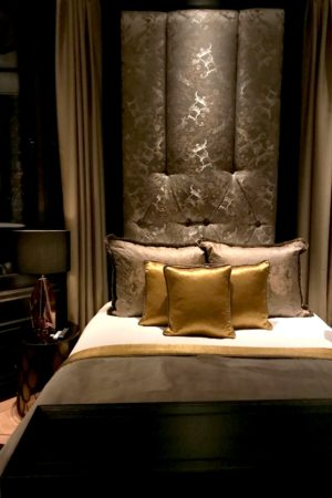 LEEM WONEN Hotel TwentySeven suite bedroom