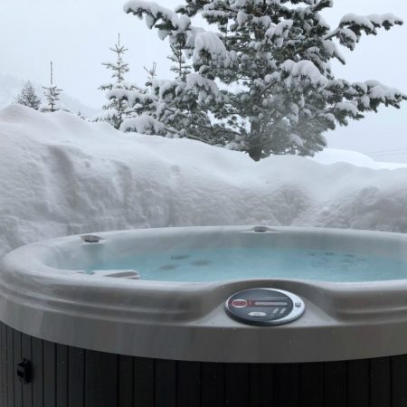 LEEM WONEN Jozon wellness hot tub