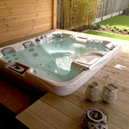 LEEM WONEN Jozon wellness outdoor spa
