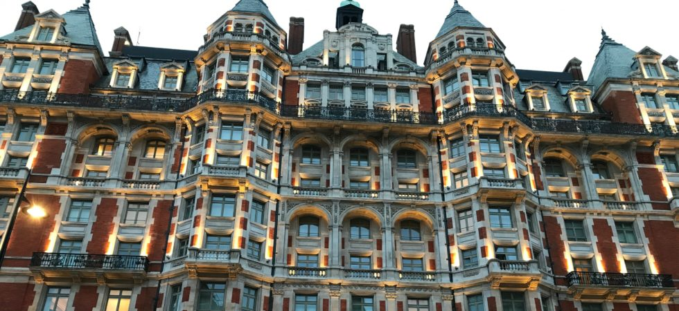 LEEM WONEN London Must Sees Mandarin exterior