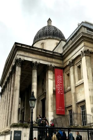 LEEM WONEN London Must Sees National Gallery