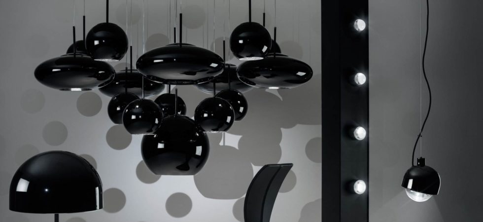 LEEM WONEN Tom Dixon Copper Black