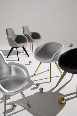 LEEM WONEN Tom Dixon Scoop Chair