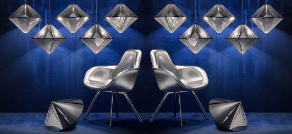 LEEM WONEN Tom Dixon Spacy Silver