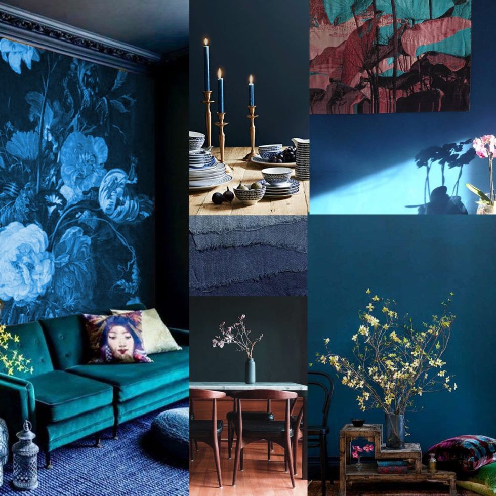 Trend Report Early Autumn Royal Blue