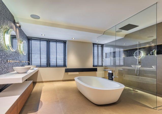 LEEM WONEN Daniela Cupello Interior Design bathroom