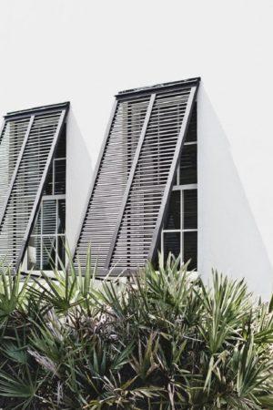 LEEM WONEN Outdoor Shutters thevedahouse.com