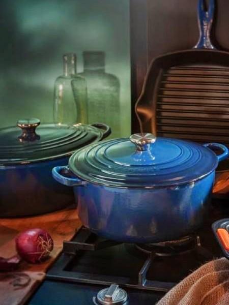 De zeven luxe geboden van het koken1