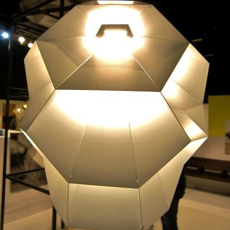 LEEM Wonen Design District Beehive closeup Marc de Groot Design