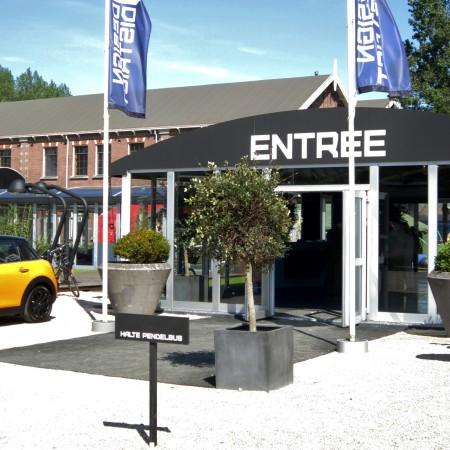 LEEM Wonen Design District entree