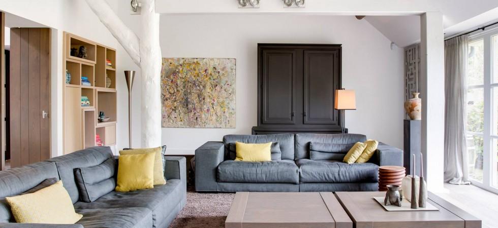 Okergeel interieur wonen stijlvol-wonen8 com