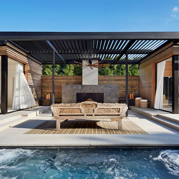 Poolhouse guesthouse outdoor2