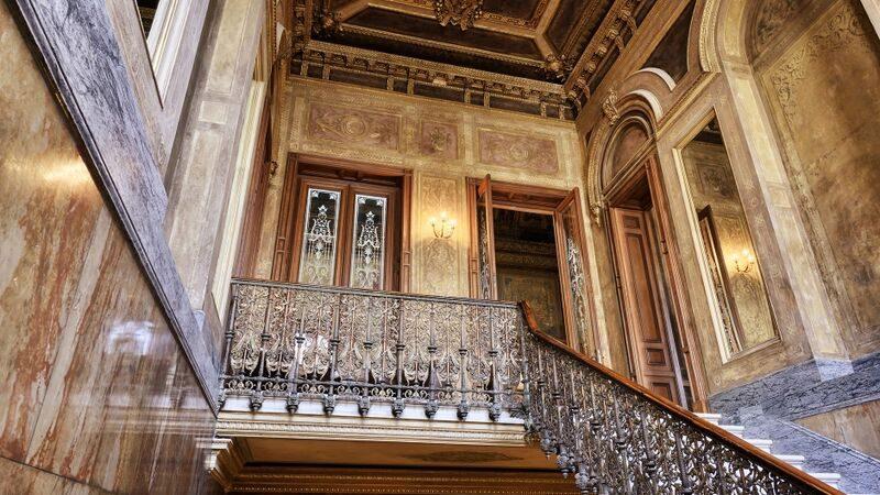 Soho House Istanbul Interior11