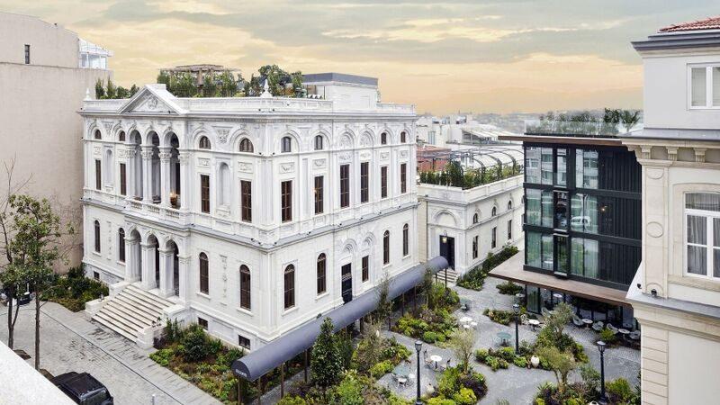 Soho House Istanbul Interior14