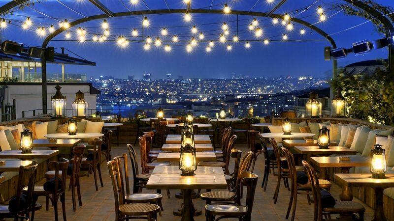 Soho House Istanbul Interior21