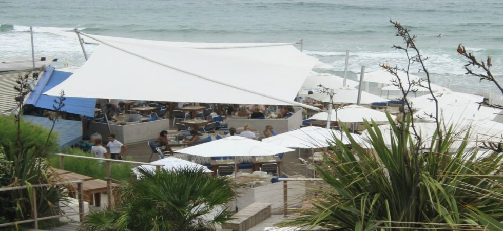 LEEM WONEN Beach Club Blue Cargo