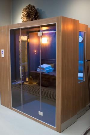 Salon Residence sauna