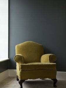 Okergeel interieur wonen inspiration farrow-ball com