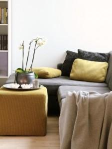 Okergeel interieur wonen stylizimo com