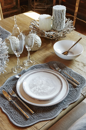 Cote Table Blog placemat