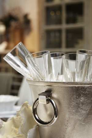 Cote Table Blog champagne cooler