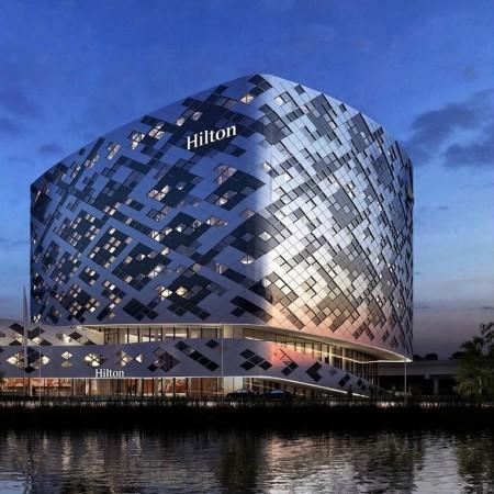 Hilton Hotel Schiphol 1