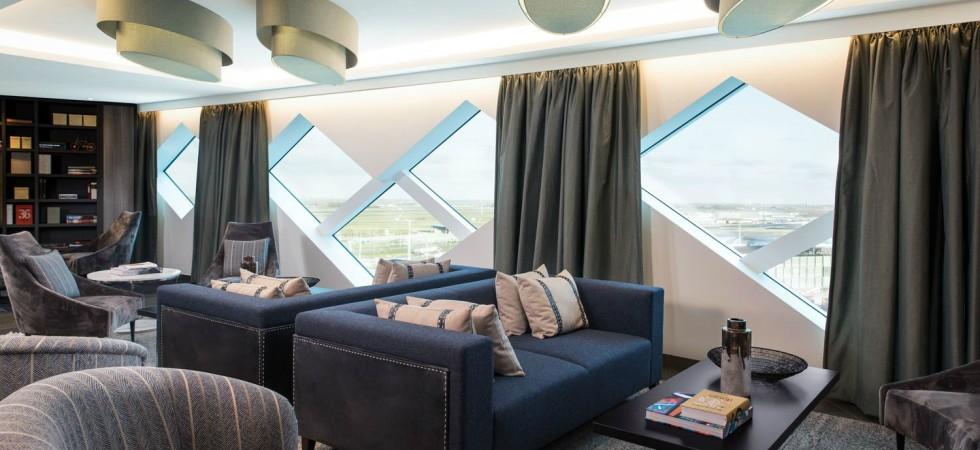 Hilton Hotel Schiphol 8