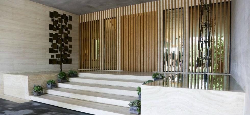 Minotti villa Miami 1