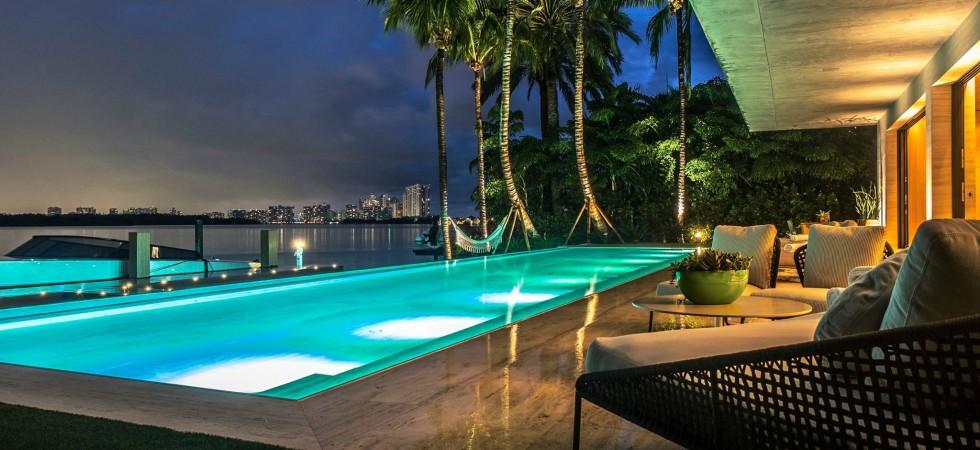 Minotti villa Miami 11