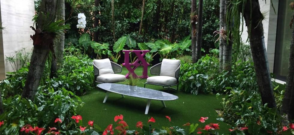 Minotti villa Miami 13