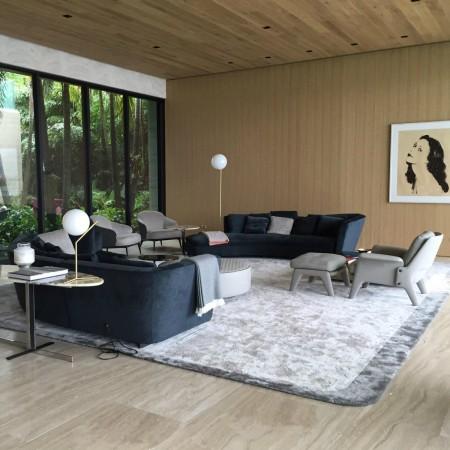 Minotti villa Miami 3
