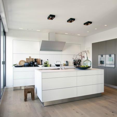 Penthouse Den Haag Marco van Zal 7 keuken