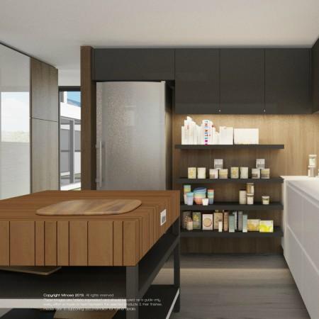 Minosa Interior Kitchen 6