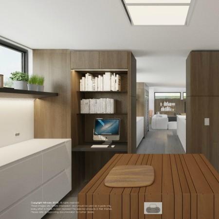 Minosa Interior Kitchen 7