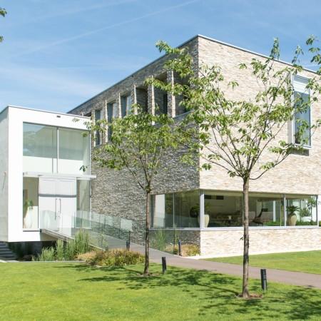 Boxxis villa modern architecten