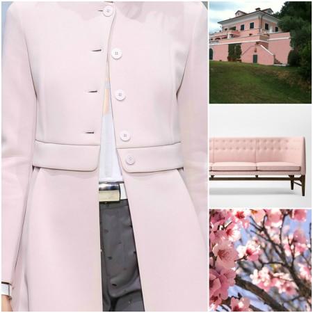 Moodboard Pink Blossom Mia Colore pastel kleuren
