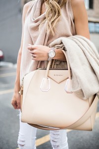 Soft Spring Leather Bag Givenchy