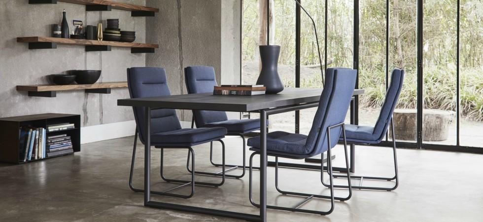 Gelderland Groep Remy Meijers dining chairs eettafel