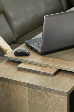 Jeroen Bos Design maatwerk laptop tafel