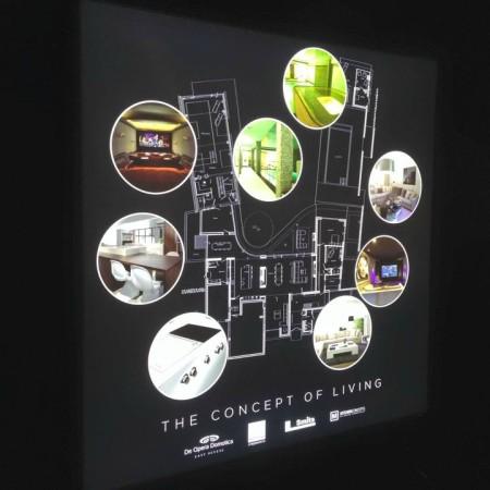 LEEM Wonen Beurs Eigen Huis Huis van Strijdhoven The Concept of Living